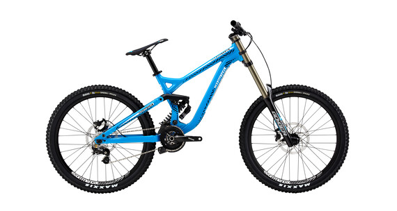 Commencal Supreme DH v3 Team Blue